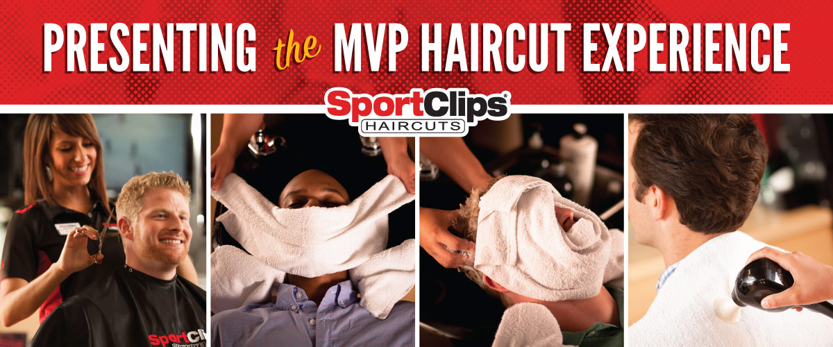 The Sport Clips Haircuts of Goldsboro - Berkeley Blvd MVP Haircut Experience